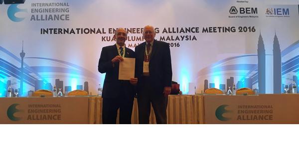 ICACIT es aceptado en el Sydney Accord